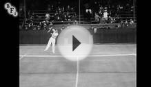Tennis World Championships Open at Wimbledon (1921) | BFI