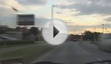 Time Lapse Drive to London Heathrow Airport