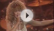 Tina Turner Simply The Best Live 1990