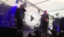 UB40 CREAM PUFF - Wimbledon Rugby Legends