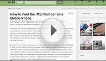 Using IMEI Number, can I trace my lost cell phone or tablet?