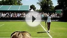 Venus Williams at Wimbledon 2009