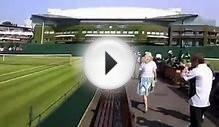 Walkthrough of Wimbledon All England Lawn Tennis and