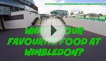 What to eat & drink at Wimbledon