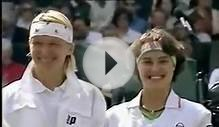 Wimbledon 1997 Final - Martina Hingis vs Jana Novotna FULL