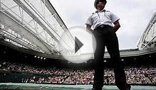 Wimbledon 2009: Centre Court raises roof as Andy Murray