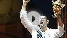 Wimbledon 2011: How Novak Djokovic put war behind him to