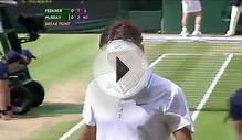 Wimbledon 2012 Final Highlights Andy Murray Wins First Set
