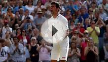 Wimbledon 2013 results and scores: Djokovic survives del