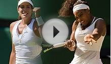 Wimbledon 2015 final: Serena Williams vs. Garbiñe Muguruza