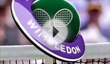 Wimbledon ball boy makes a great catch with one hand