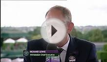 Wimbledon Chief Executive discusses Centre Court roof