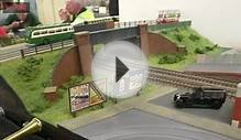 Wimbledon Model railway Exhibition 2015