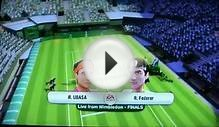 Wimbledon Open Champion 2009 (Wii Game)