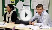 Wimbledon School of English - IELTS Speaking Practice Part 2