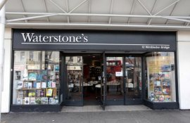 Waterstone's are shutting on Sunday, January 17.