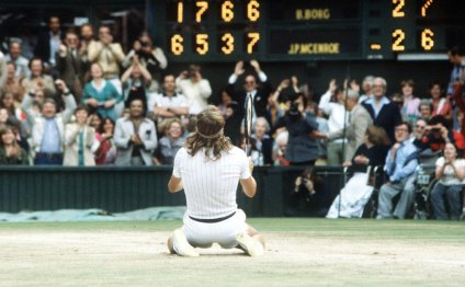 Wimbledon 1980 final