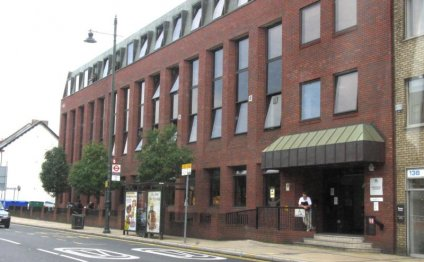 DVLA Wimbledon office