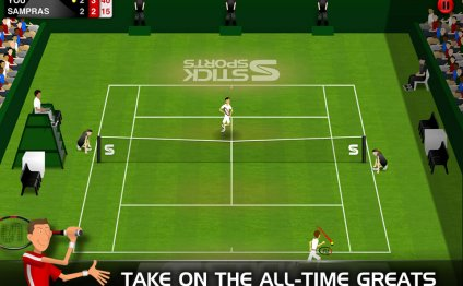 Wimbledon Tennis Game Online